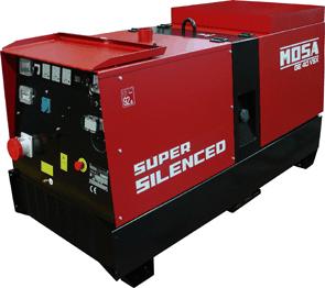 Generator de curent GE 40 VSX EAS AVR