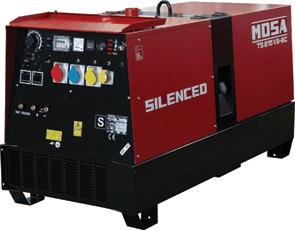Generator de sudura TS 615 VS VSX EL BC