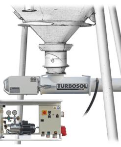 Malaxor pentru mortare TURBOSOL TURBOMIX M 55