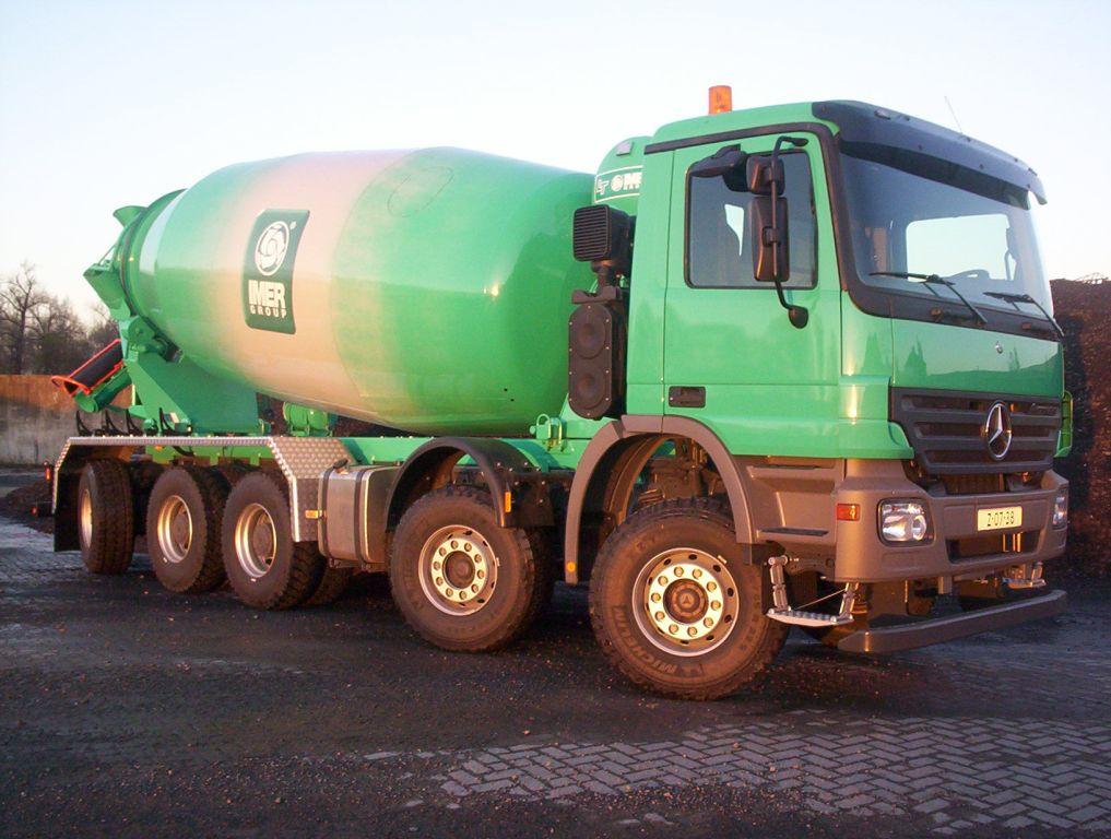 Auto betoniere (cife beton Imer Group