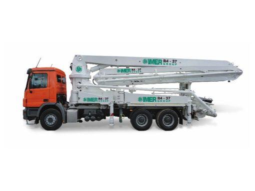 Autompompe de beton Imer Group