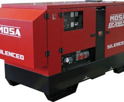 Generator de sudura DSP 2 x 400 PSX