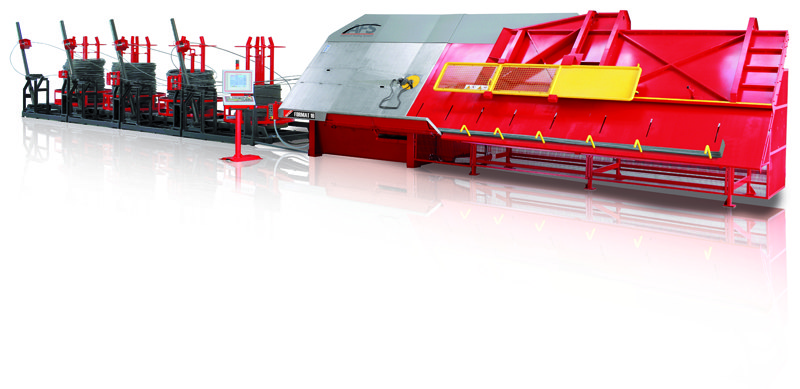 Masina fasonat fier beton MEP Format 16 HS