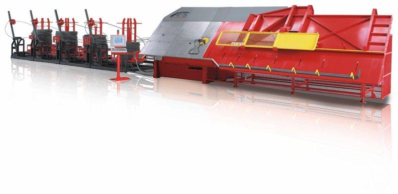 Masina fasonat otel beton MEP Format 20 HS