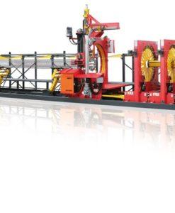 Echipament produs carcase otel beton MEP GAM HS