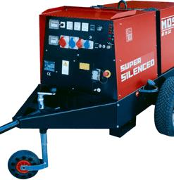 Generator curent GE 15 LSX EAS AVR