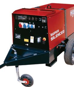 Generator de curent GE 20 PSX EAS MULTIVOLTAGE