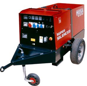 Generator de curent GE 22 VSX EAS AVR