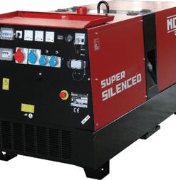 Generator de curent GE 33 VSX EAS AVR