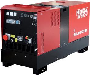 Generator de curent GE 55 PS PMS EAS