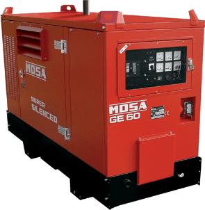 Generator de curent GE 60 VSX EAS