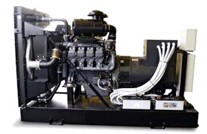 Grupuri electrogene deschise - motoare DEUTZ