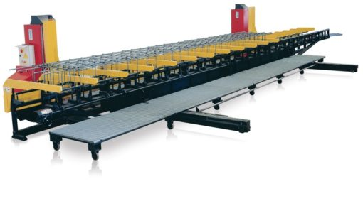 Echipament asamblat carcase fier beton MEP PRATICA 240