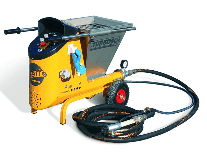 Pompa injectat beton TURBOSOL T 7
