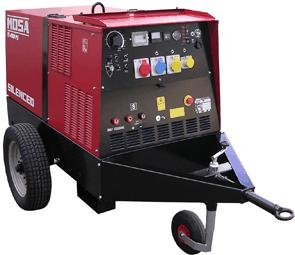 Generator de sudura TS 400 PS BC