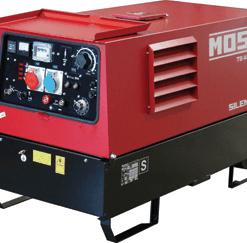 Generator de sudura TS 400 SC SXC EL