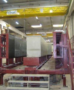 Echipamente de produs prefabricate Tecnocom Italia